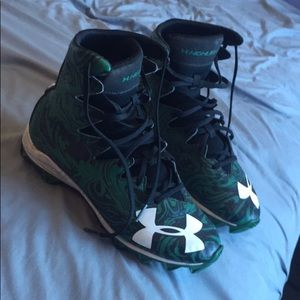 Under Armour Shoes - Boys football cleats